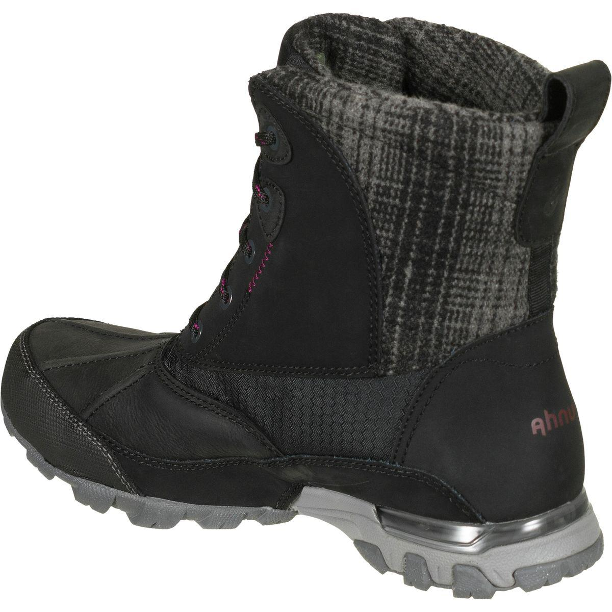 06aa3f25a25 Lyst - Ahnu Sugar Peak Insulated Wp Boot in Black for Men