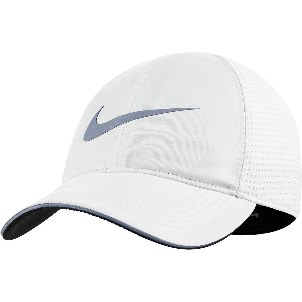 Lyst - Nike Aerobill Heritage Elite Running Hat in White for Men 12935abad98