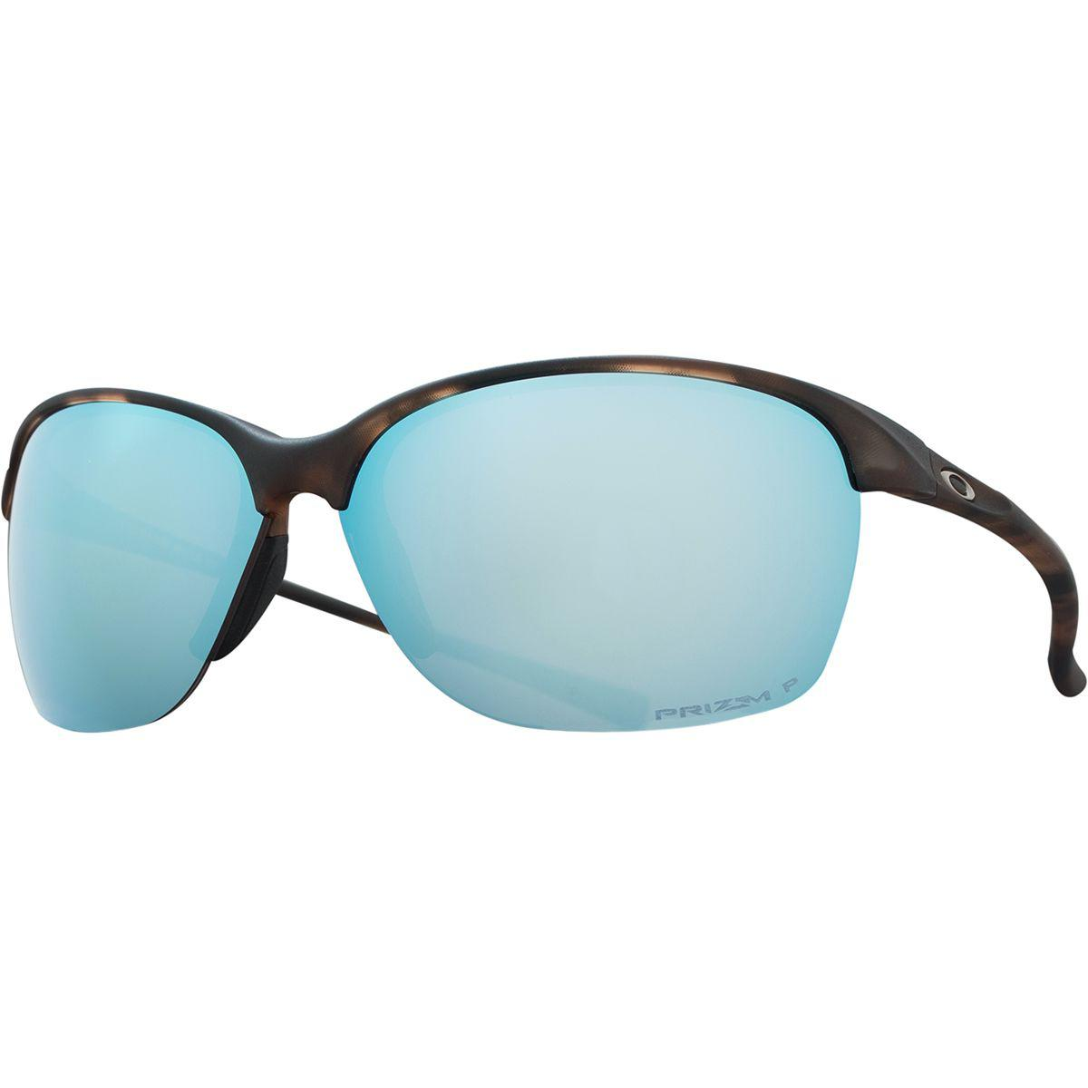 2bb14466392 Lyst - Oakley Unstoppable Prizm Polarized Sunglasses in Brown