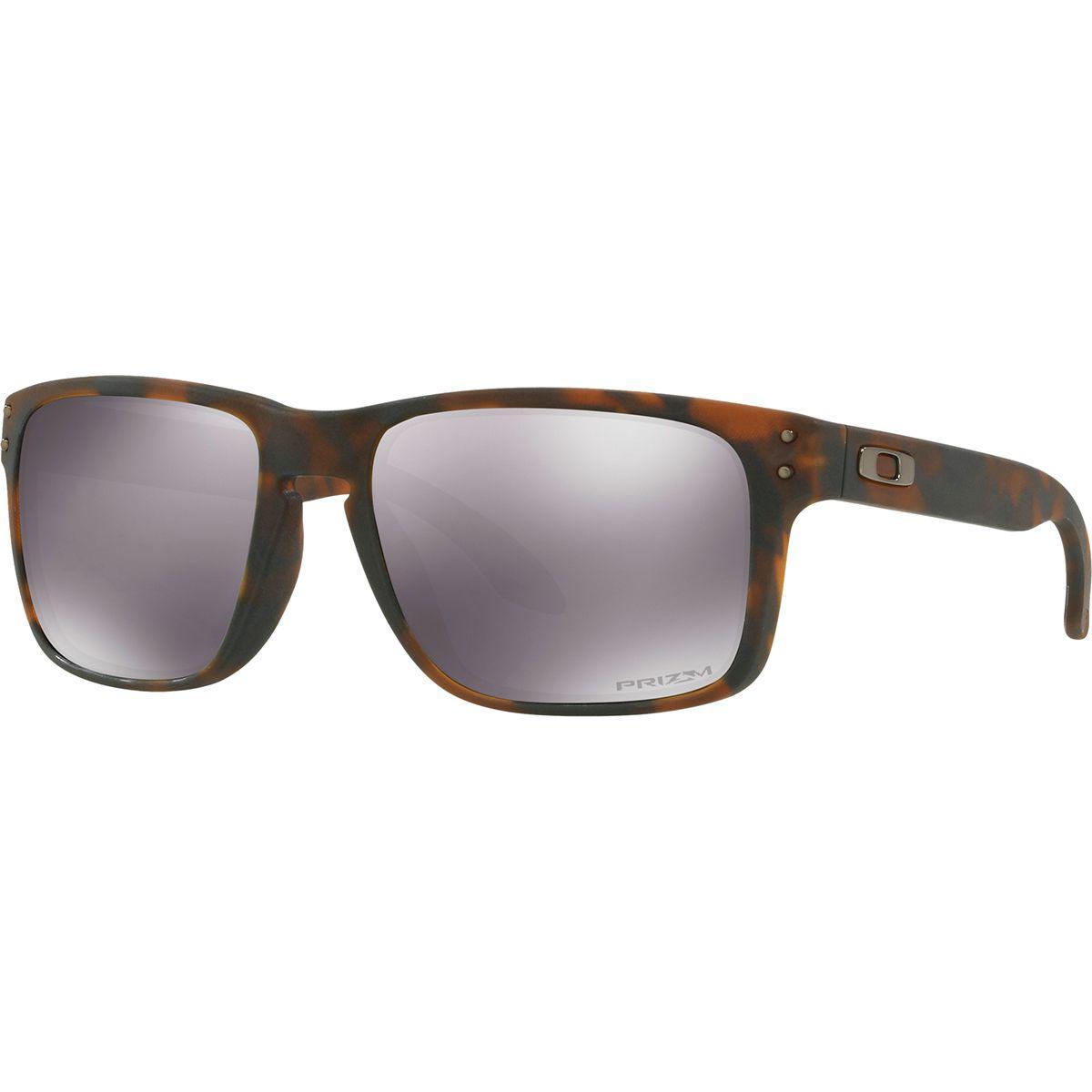af8fc3986c641 Lyst - Oakley Holbrook Prizm Sunglasses in Brown for Men - Save 22%