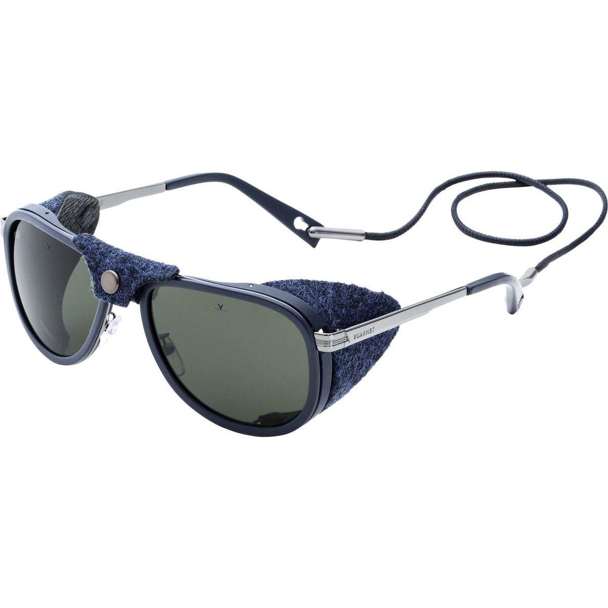 cd0a410c31d Lyst - Vuarnet Vl1315 Glacier Polarized Sunglasses in Blue for Men