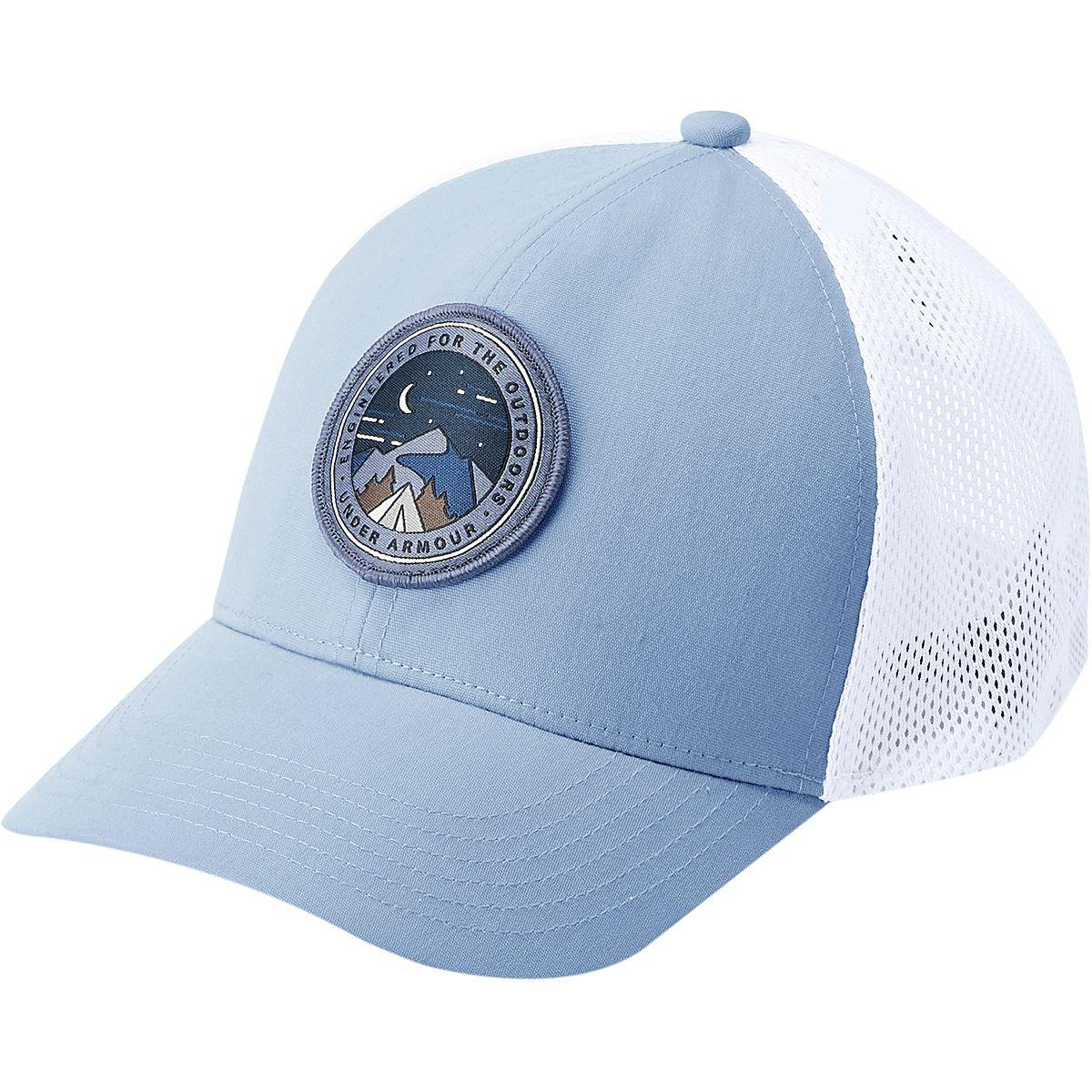 4143fcfac72 ... canada lace up in 6f576 902e0 lyst under armour outdoor performance  patch snapback hat i 13c2f