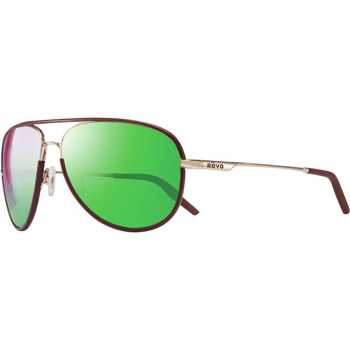 b19272f324 Revo - Green Carlisle Sunglasses - Polarized for Men - Lyst. View fullscreen