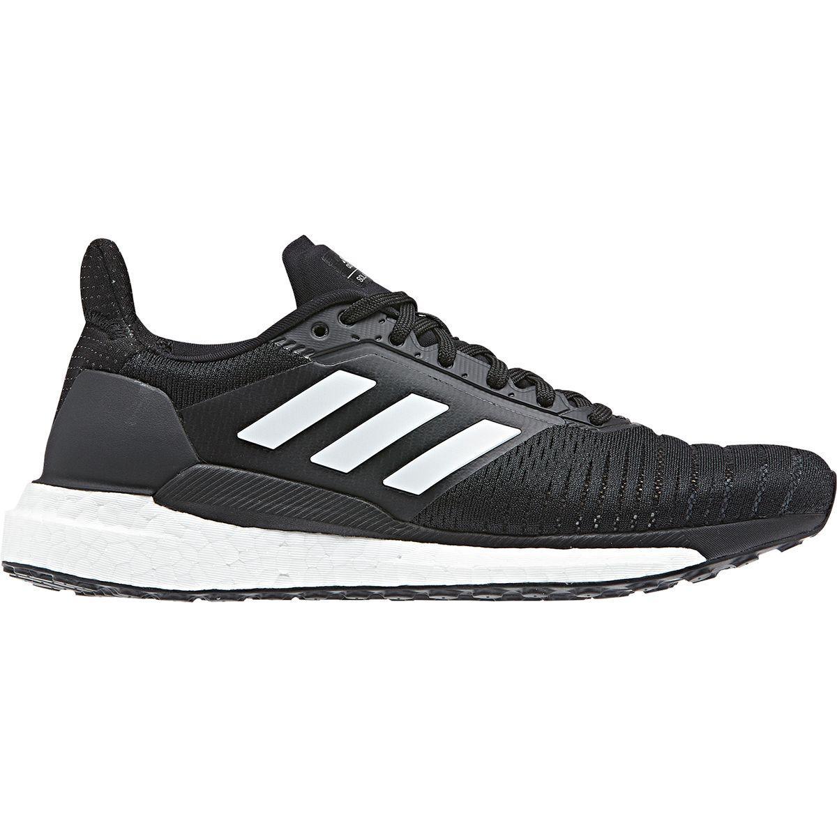 lyst adidas solare glide impulso scarpa da corsa in nero per gli uomini.