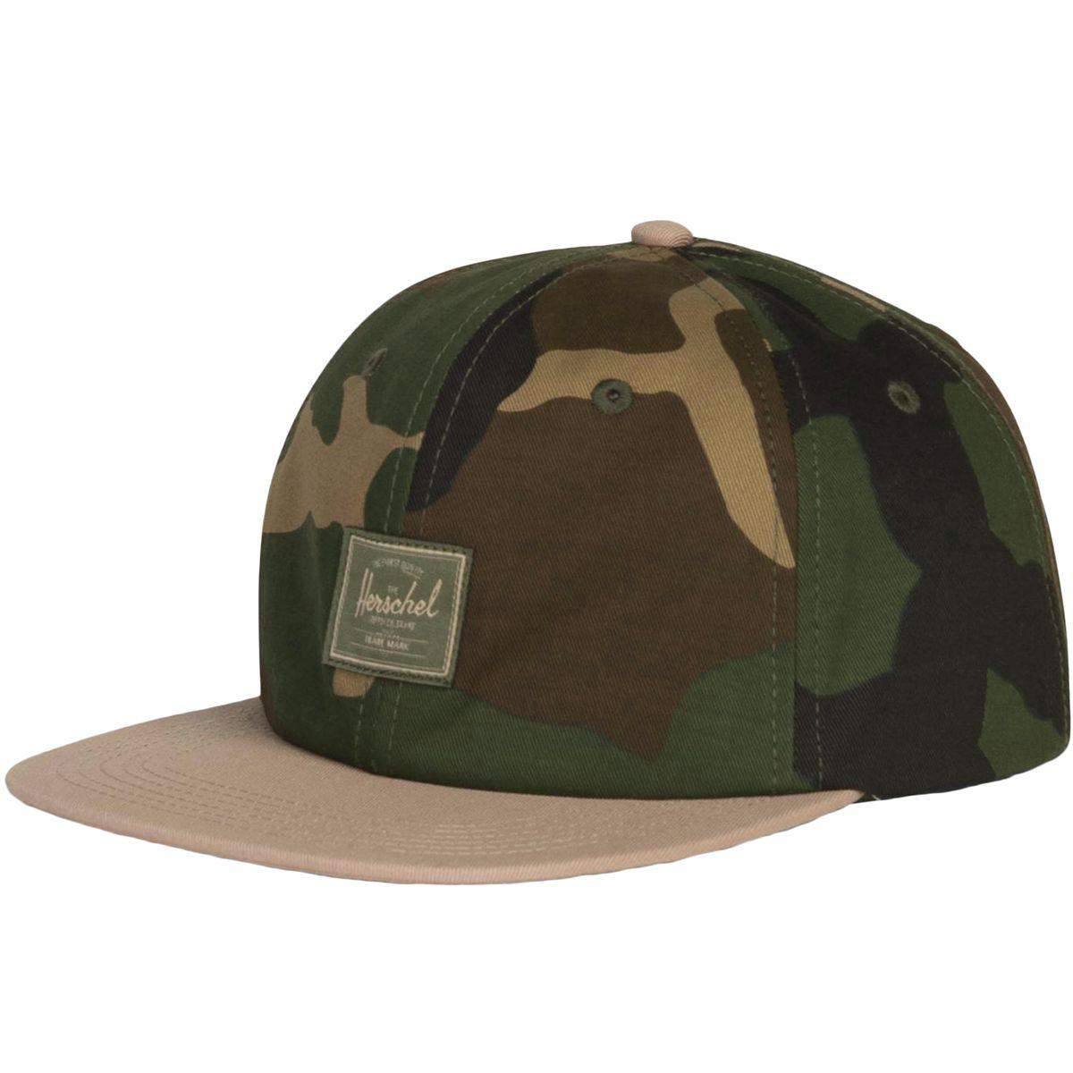 00072cdf61c Lyst - Herschel Supply Co. Albert Snapback Hat in Green for Men