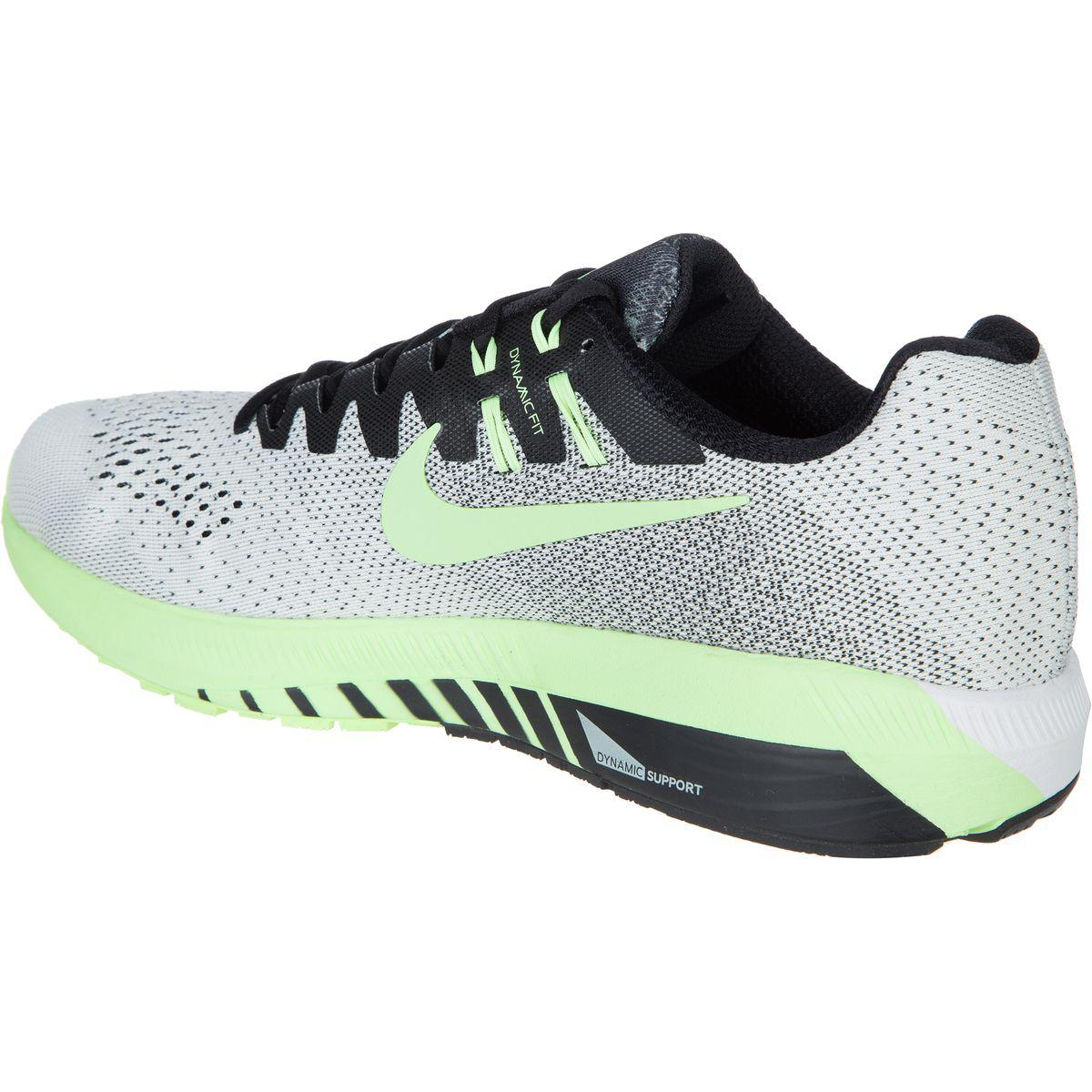 best website 201cd b5234 Nike - Multicolor Air Zoom Structure 20 Solstice Running Shoe for Men - Lyst