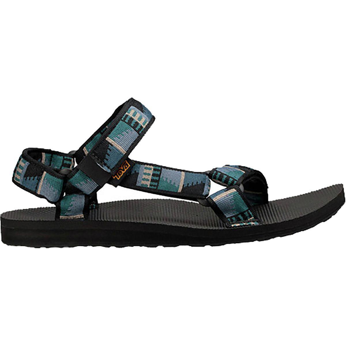74834a8ea Lyst - Teva Original Universal (boomerang Black white) Men s Sandals ...