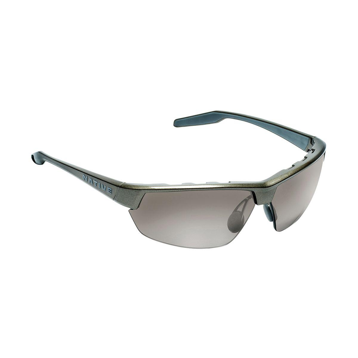 51ce7561d7 Native Eyewear. Men s Metallic Hardtop Ultra Interchangeable Sunglasses -  Polarized