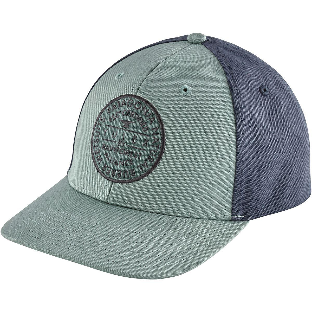 bc14f62c41a Lyst - Patagonia Grow Our Own Roger That Hat in Blue for Men