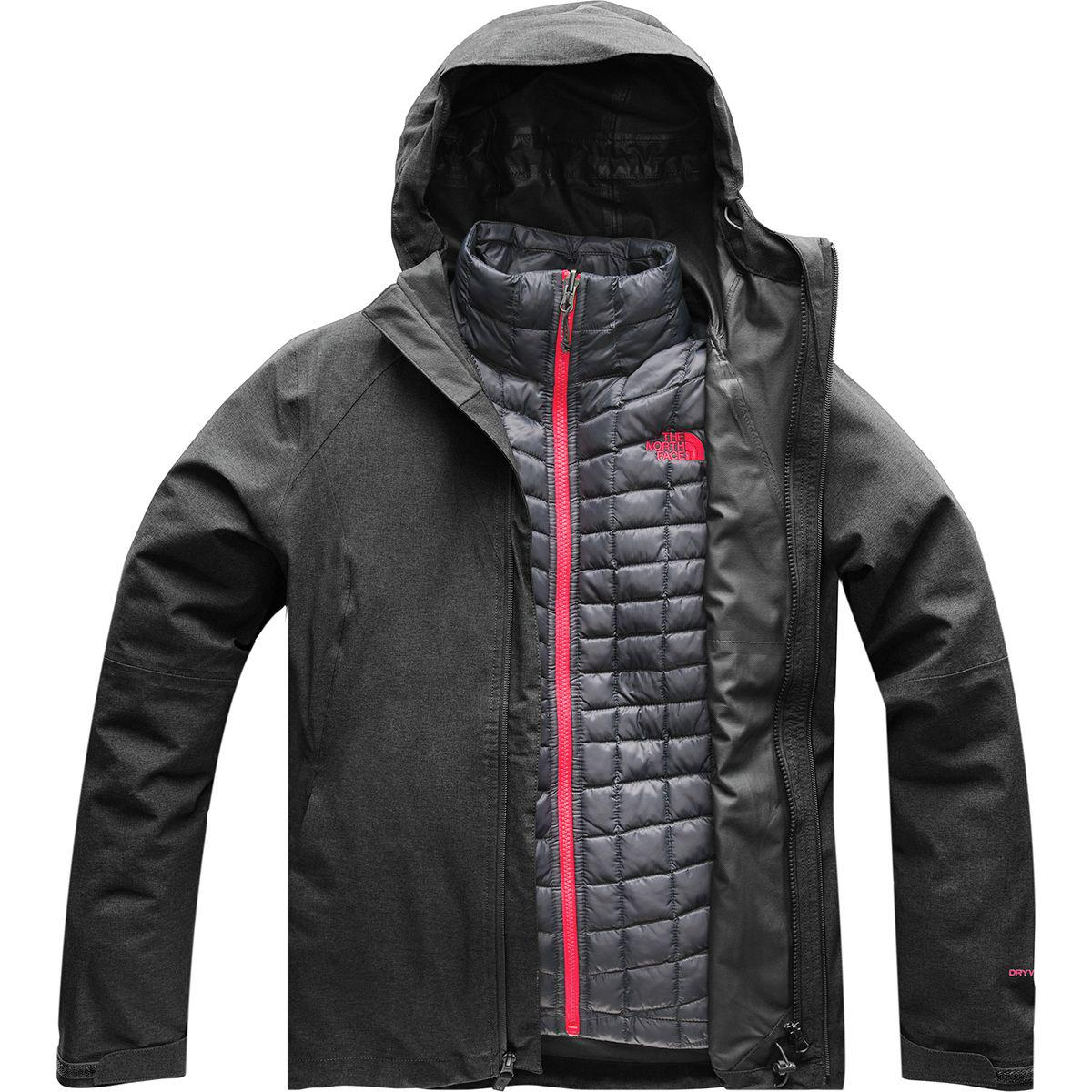 d149edd73e Lyst - The North Face Thermoball Triclimate Jacket in Gray - Save 15%