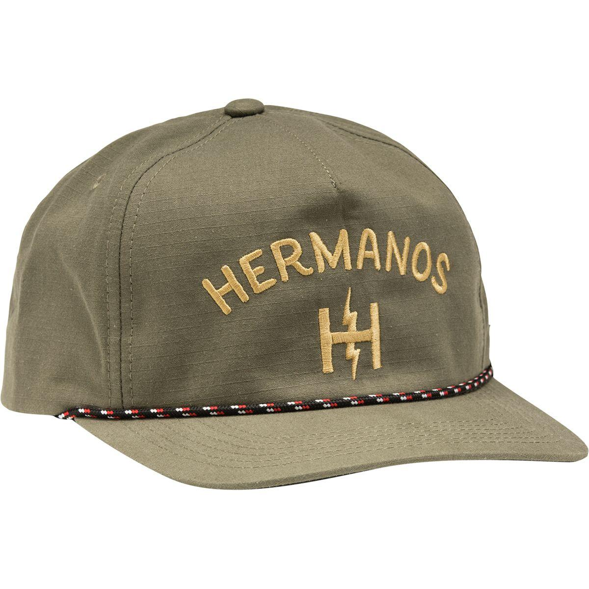 4299f7a2030e61 Lyst - Howler Brothers Hermanos Snapback Hat in Green for Men