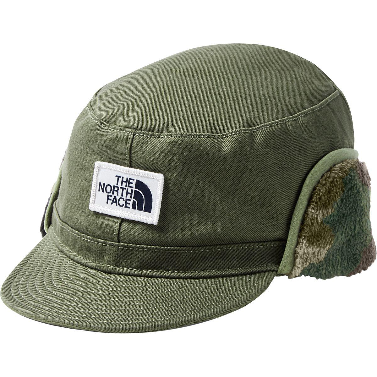 Lyst - The North Face Campshire Earflap Cap in Green for Men - Save 30% a2e68574032b