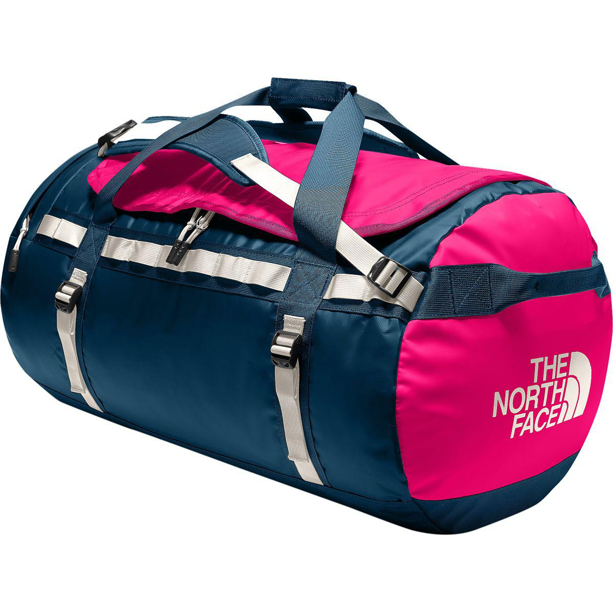 Lyst - The North Face Base Camp 95l Duffel in Red for Men 280bd42d80d6f