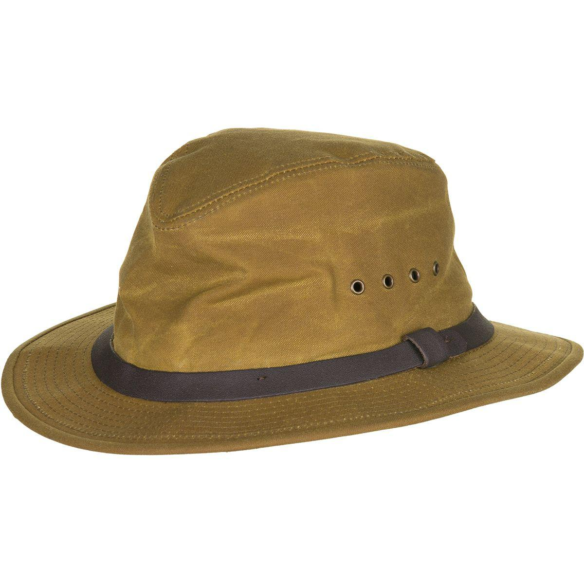 68a0ea1d8 Lyst - Filson Insulated Packer Hat in Green for Men
