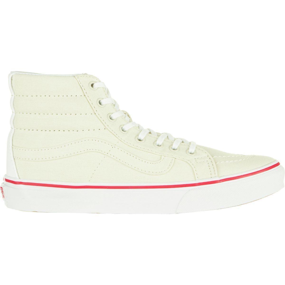 Vans  Vulc Hi Skate Shoe Black