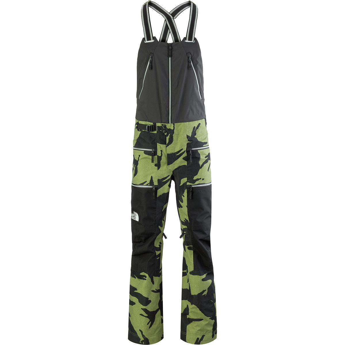 eac97caaa9 Lyst - The North Face Ceptor Bib Pant in Green for Men