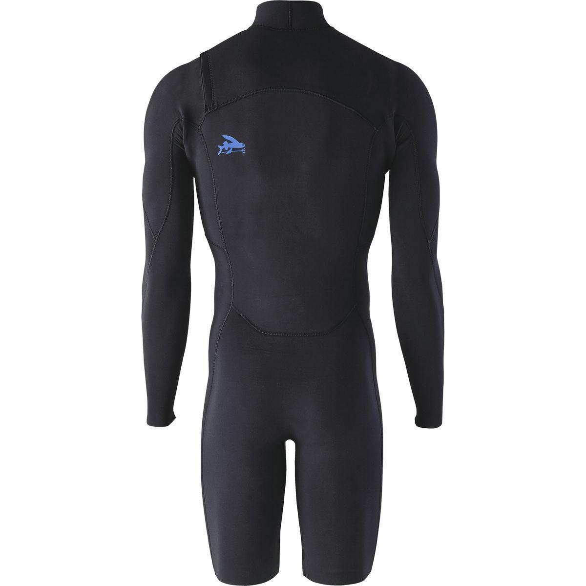 bfaf7195ee Lyst - Patagonia R1 Lite Yulex Front-zip Long-sleeve Spring Suit in ...