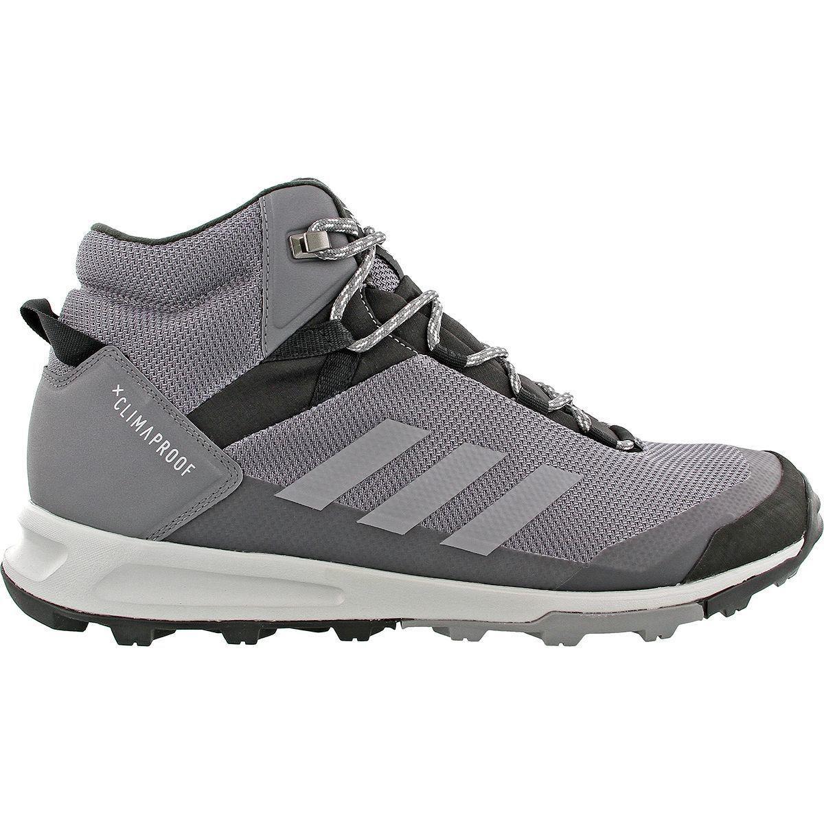 7b7c469140cb Lyst - adidas Originals Terrex Tivid Mid Cp Hiking Shoe in Gray for Men