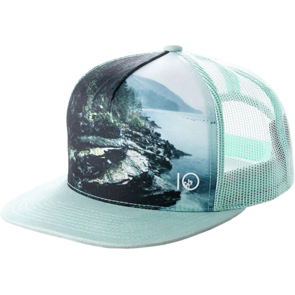 huge selection of fd6eb 90db0 ... cap 20853436 2018 a8151 3af3a  italy lyst tentree outlook trucker hat  in blue for men a9c4b 4a495