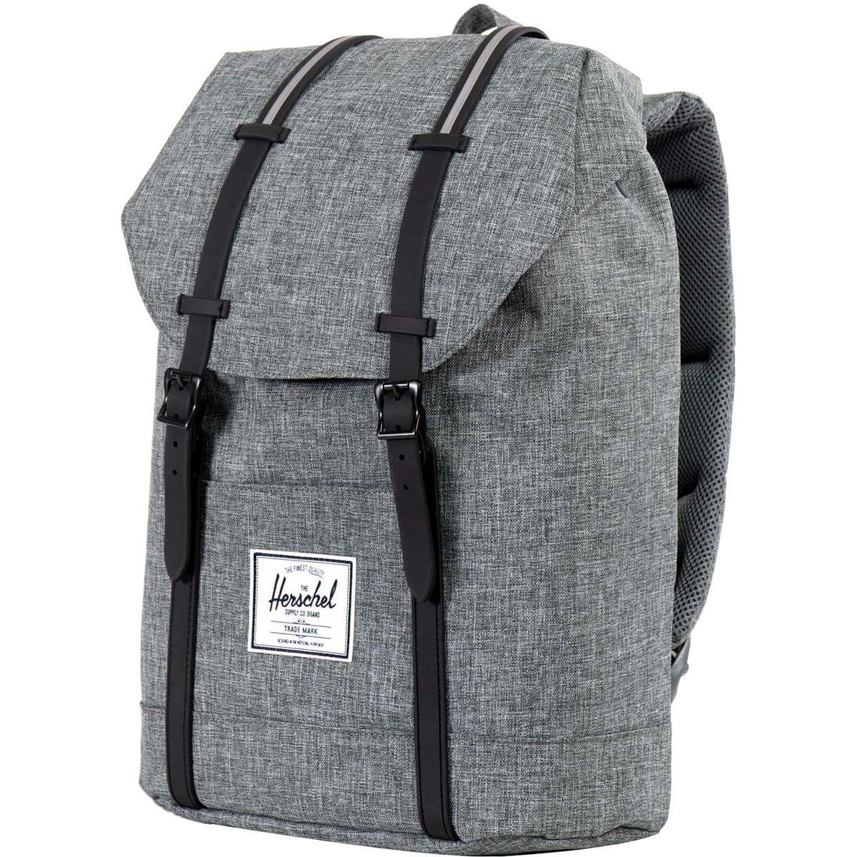 c75cf63de99a Lyst - Herschel Supply Co. Retreat 19.5l Backpack in Black