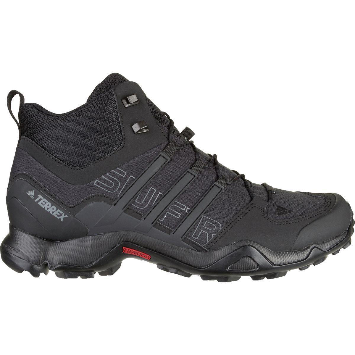 Lyst adidas originali terrex swift r metà scarpone da montagna in nero per gli uomini.