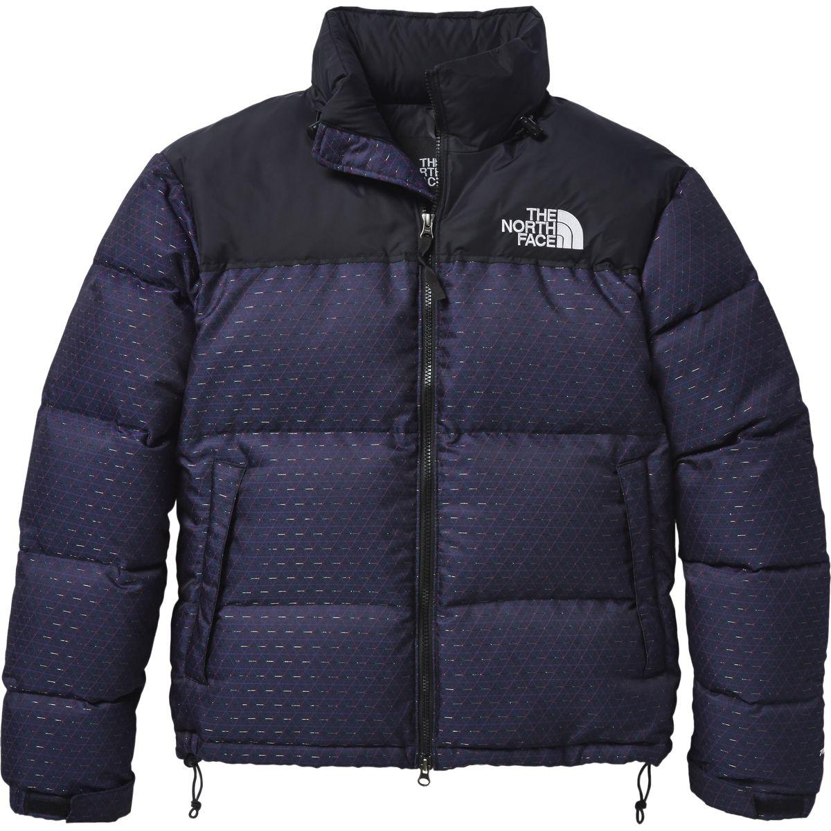 Lyst - The North Face 1996 Retro Nuptse Jacket in Blue 25f3179c7