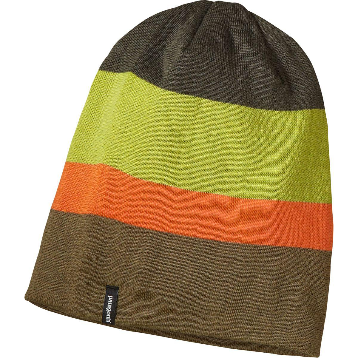 75365104687 Lyst - Patagonia Slopestyle Beanie in Green