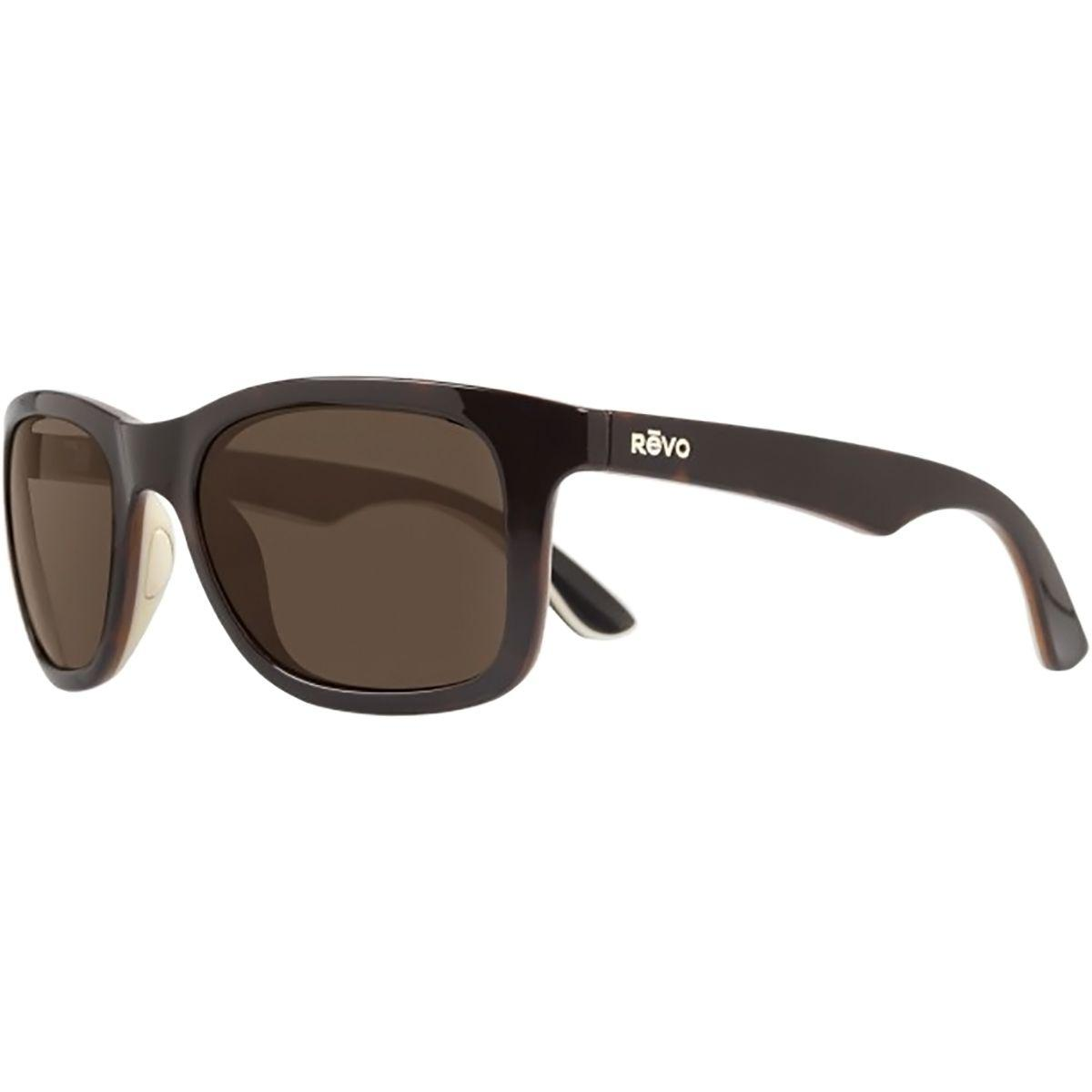 51b3d4c77f Lyst - Revo Huddie Polarized Sunglasses in Brown for Men