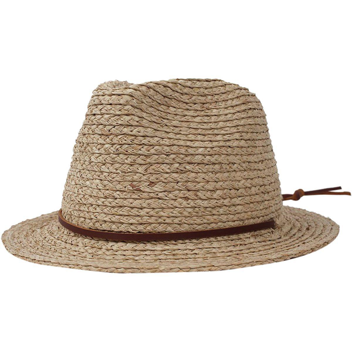3e8e64914ac56 Lyst - Brixton Levon Fedora Hat