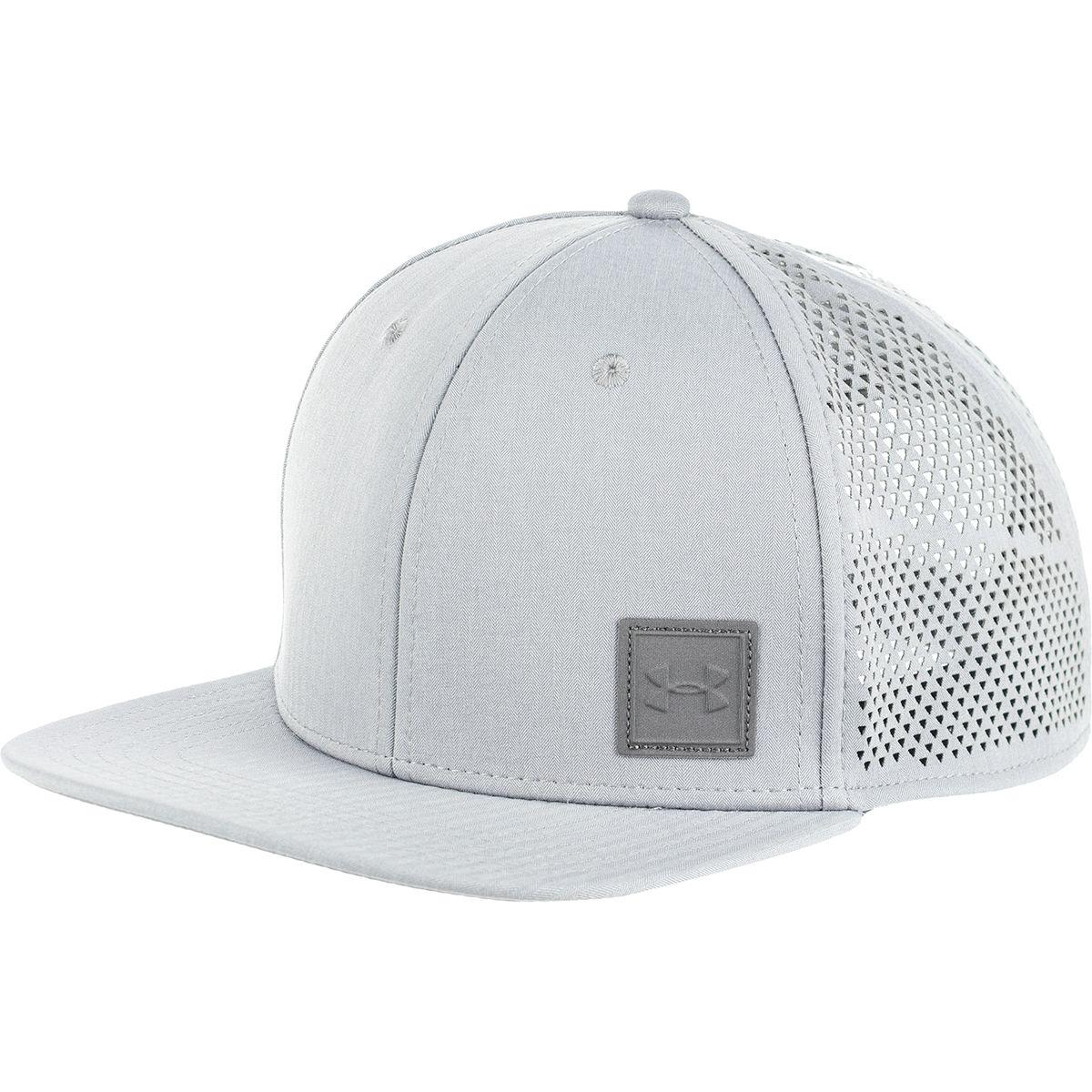 ce89836fe9d Under Armour - Multicolor Supervent Flat Brim 2.0 Snapback Hat for Men -  Lyst. View fullscreen