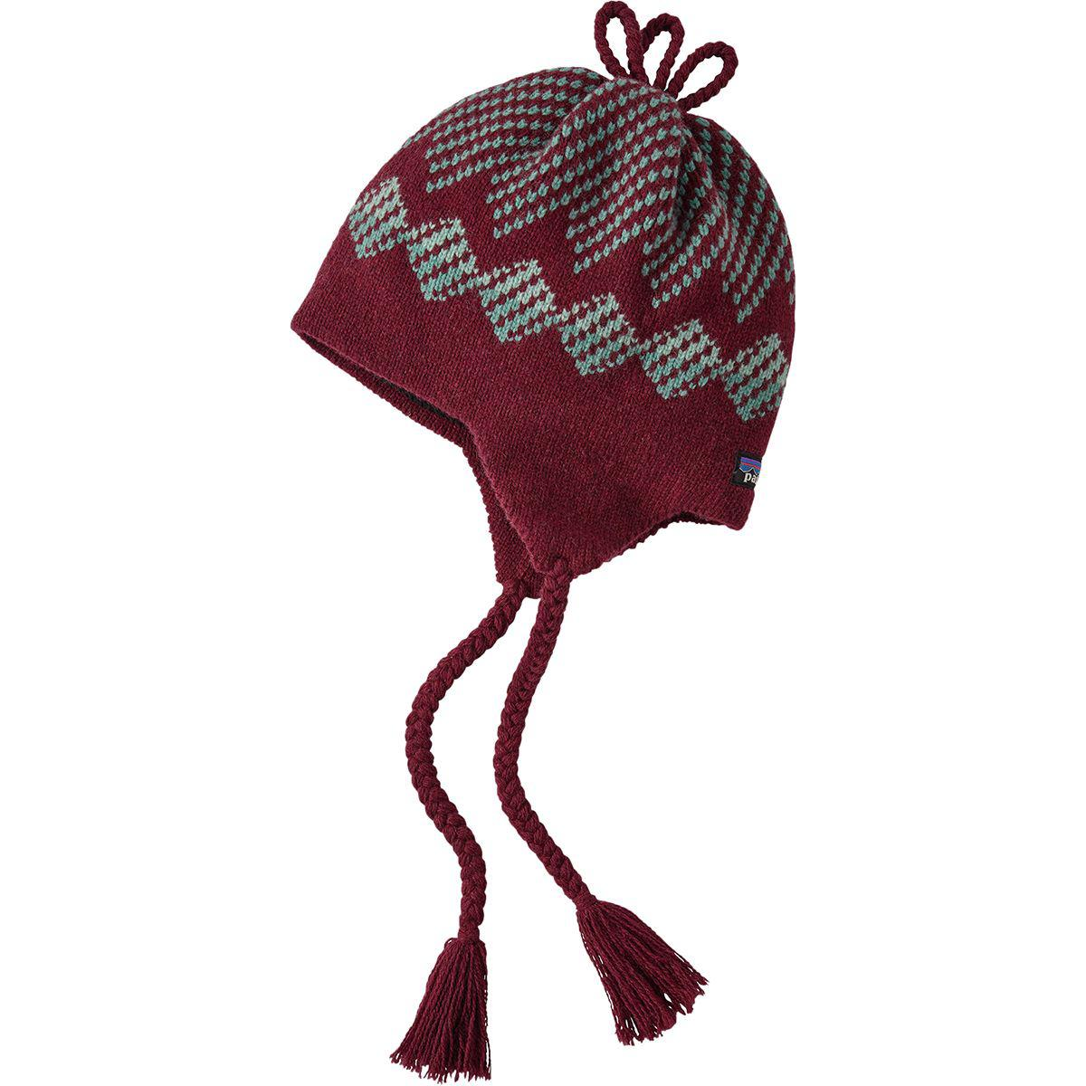 decf7e21ed8 Lyst - Patagonia Ear Flap Hat in Red for Men