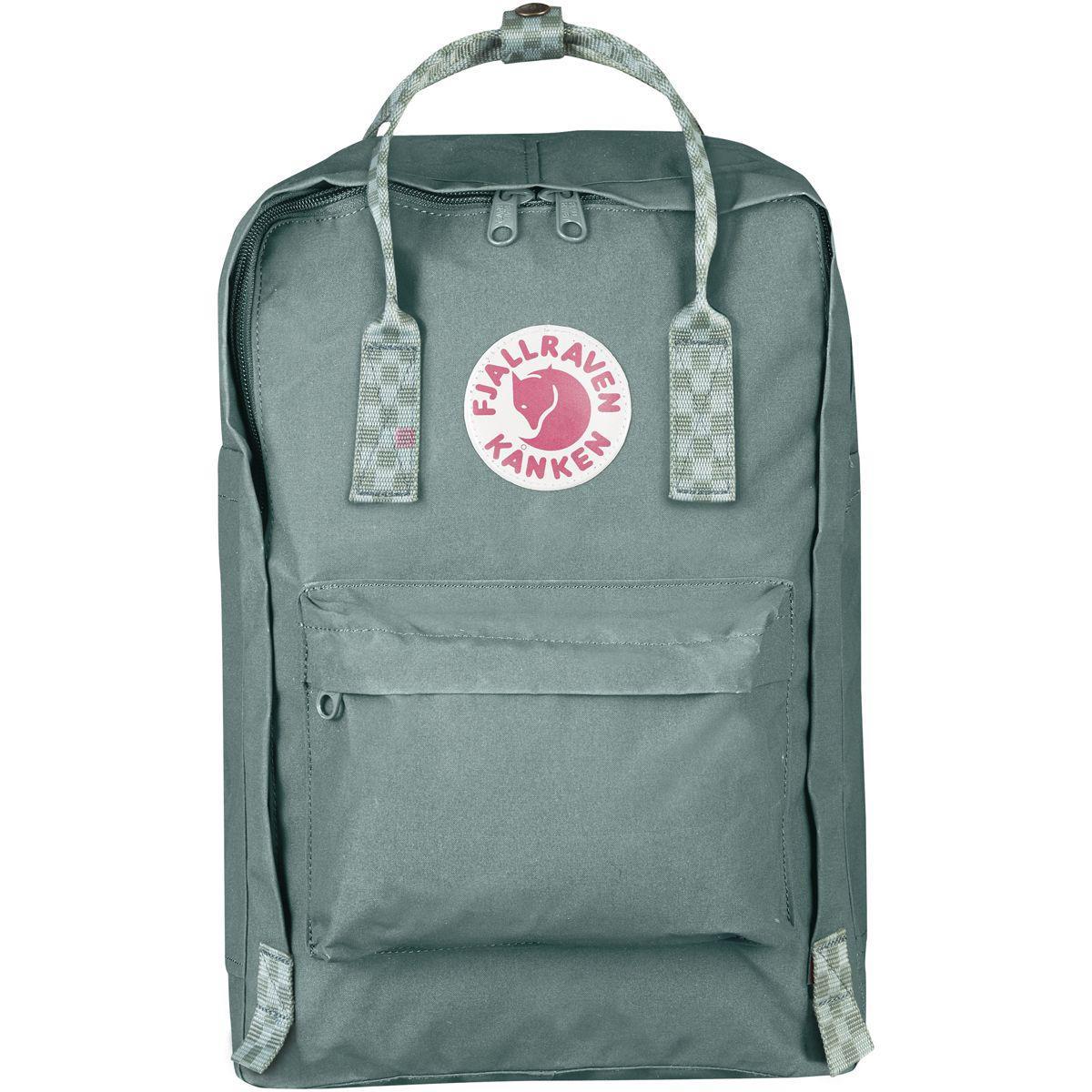 Kanken Padded Laptop Backpack Ceagesp Fjallraven No2 Full Black Knken No 2 15 Unisex Fjallravencom