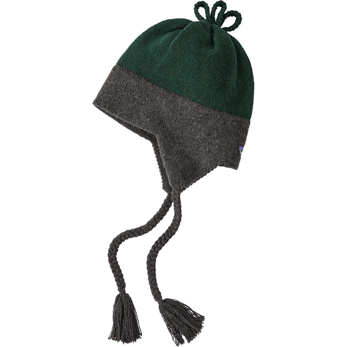 Lyst - Patagonia Ear Flap Hat in Green for Men 389a4f508dc8