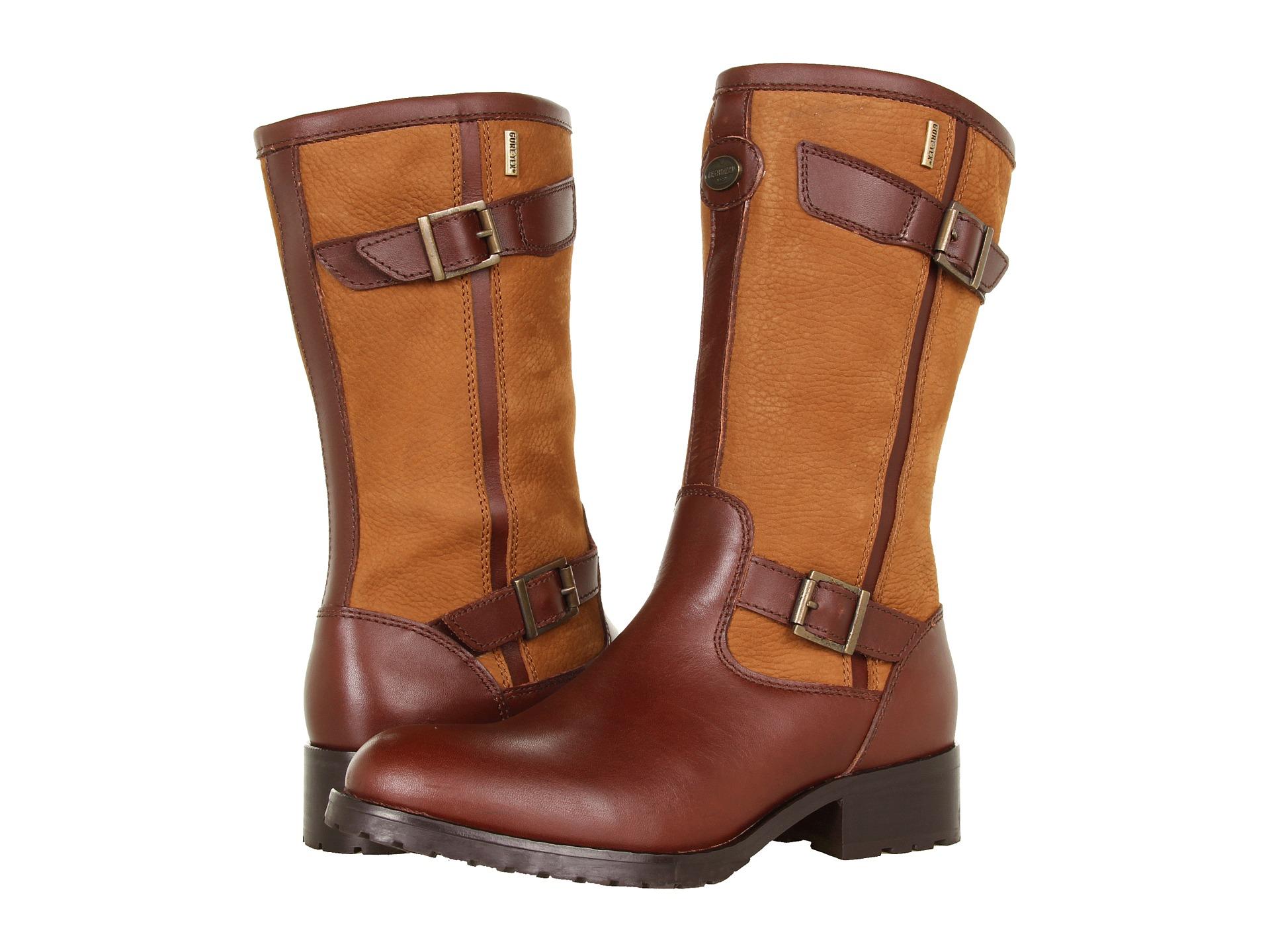 ac25fbf4407 Lyst - Le Chameau Jameson Lady Low Zip Gtx® in Brown