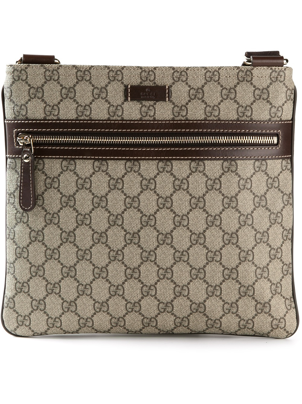 10afbd6499a7eb Gucci Monogram Crossbody Bag for Men - Lyst