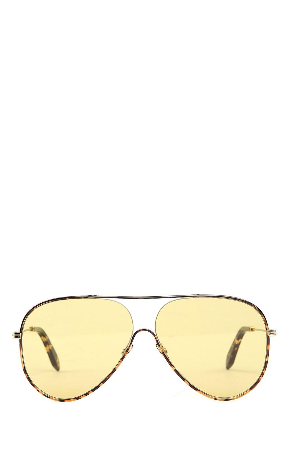 f684c14be Victoria Beckham. Women's Loop Aviator Sunglasses