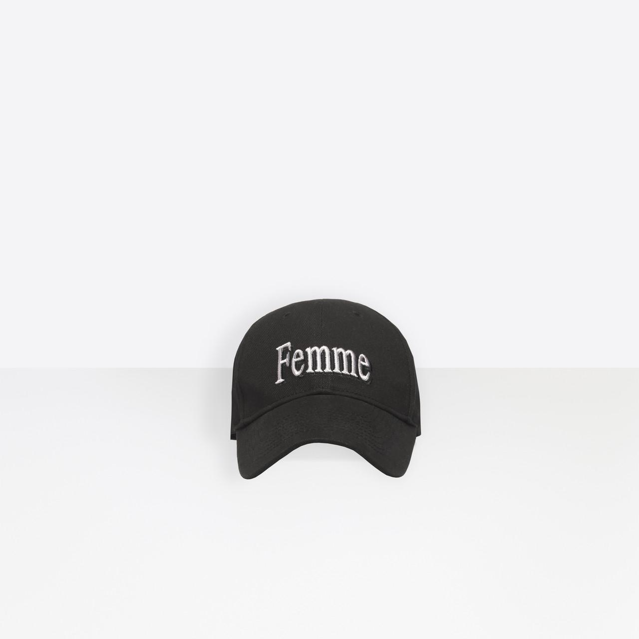 Lyst - Balenciaga Cap