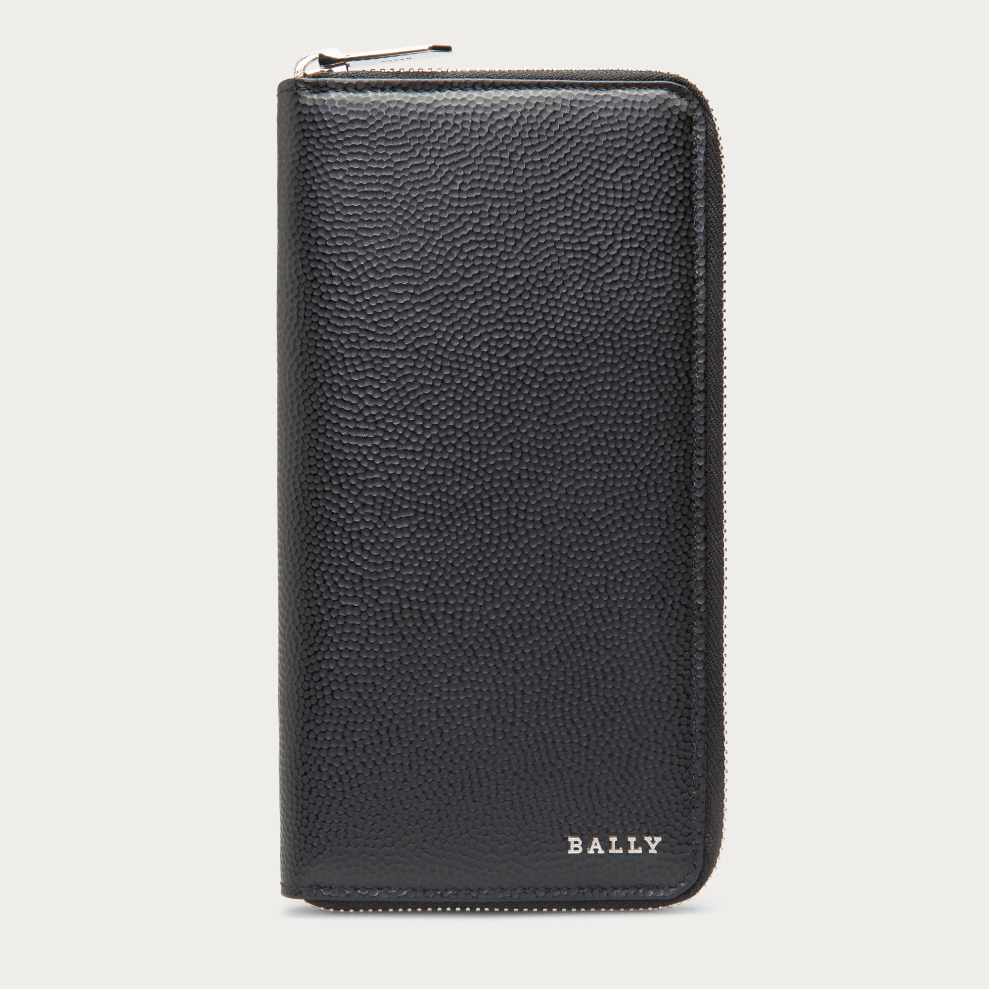 Lyst Bally Nicolo Men 39 S Leather Travel Wallet In Black