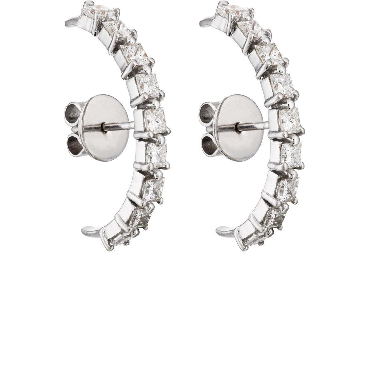 Boucles D'oreille De Diamant Iolanda Ana Khouri rbcAlQ