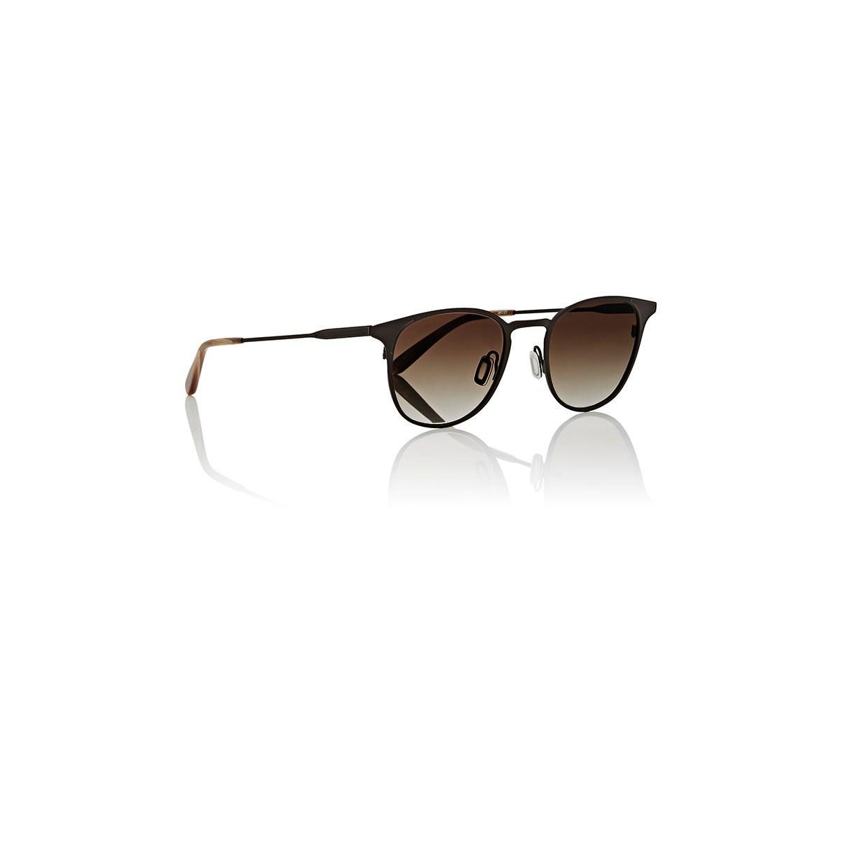 8e38b18844 Garrett Leight - Brown Kinney M Sunglasses for Men - Lyst. View fullscreen