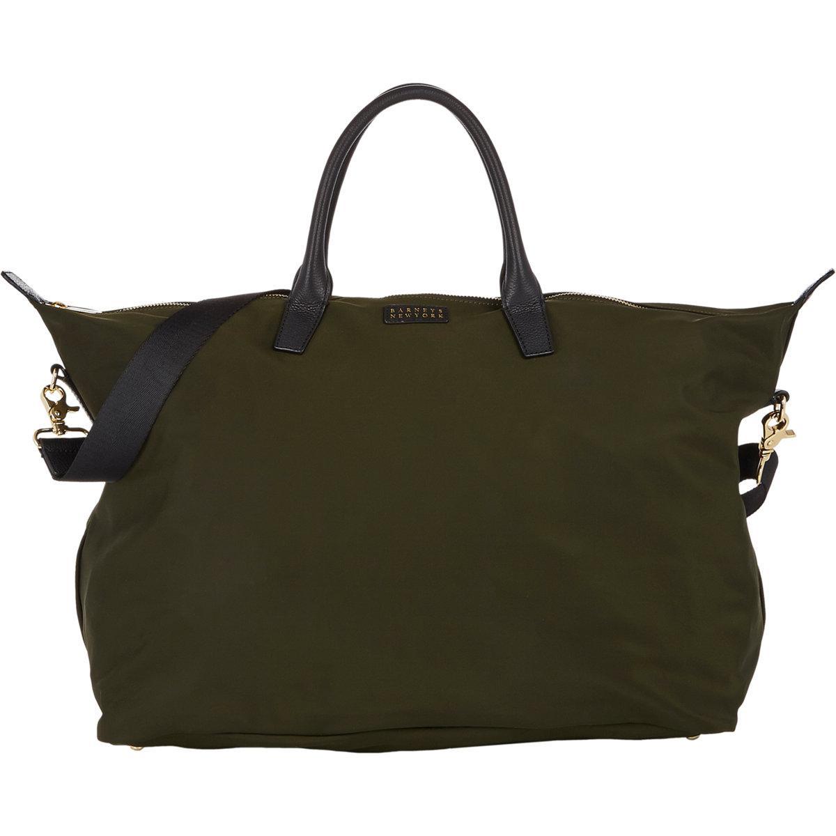 Womens Medium Weekender Bag Barneys New York 0Qnb8