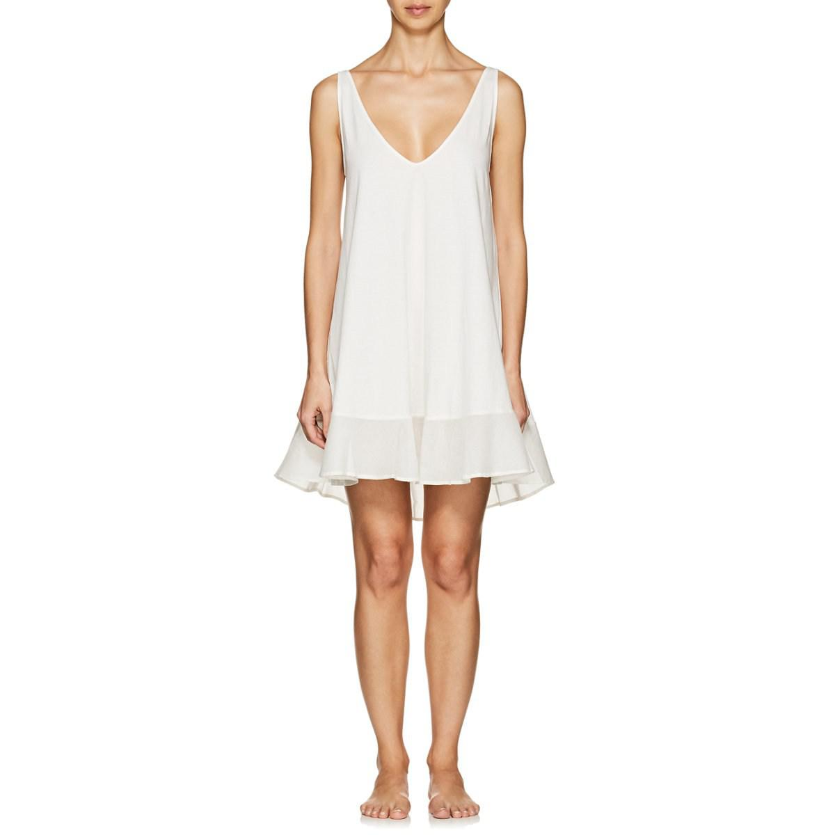 Womens Bettina Cotton Nightgown Skin Cheap Manchester Buy Cheap Inexpensive Buy Cheap Official Site Authentic For Sale jgNY5D