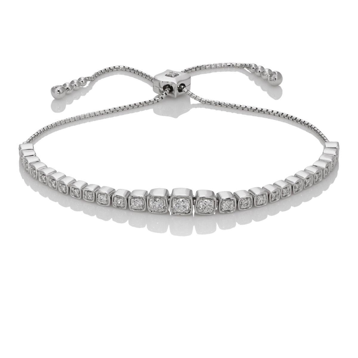 Sara Weinstock Womens Isadora Bolo Bracelet cBcShp9XSZ