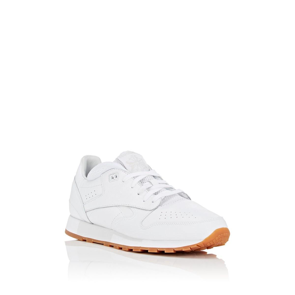 Reebok - White Urge Leather Sneakers for Men - Lyst. View fullscreen 58954043c