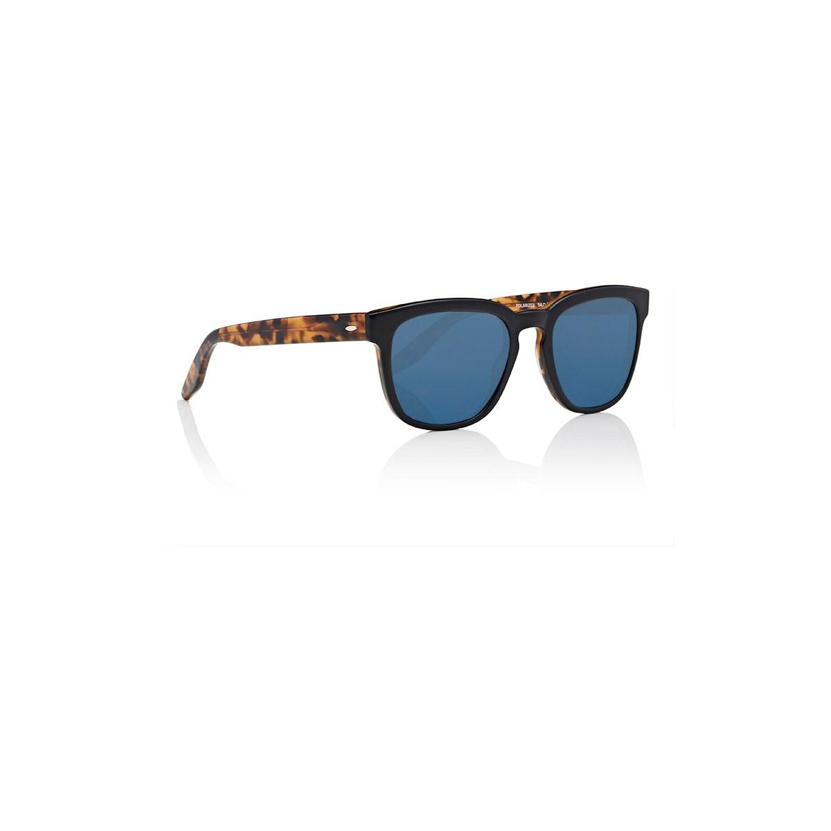 0d480f2fee0 Barton Perreira - Black Coltrane Sunglasses for Men - Lyst. View fullscreen