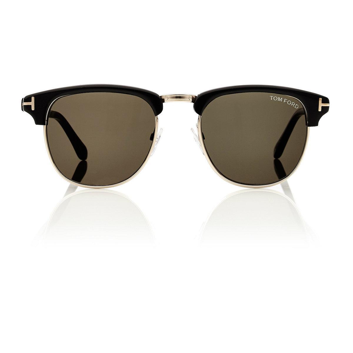 ff65c6140cc Lyst - Tom Ford Henry Sunglasses for Men