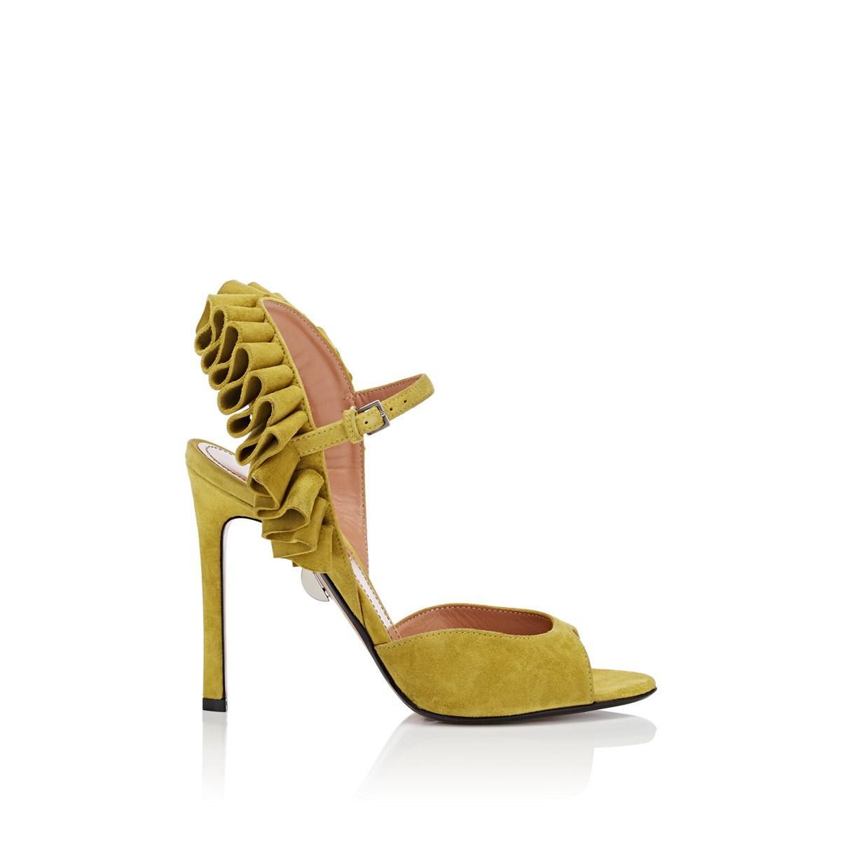 Alexandra suede sandals Samuele Failli Tw58ifvf