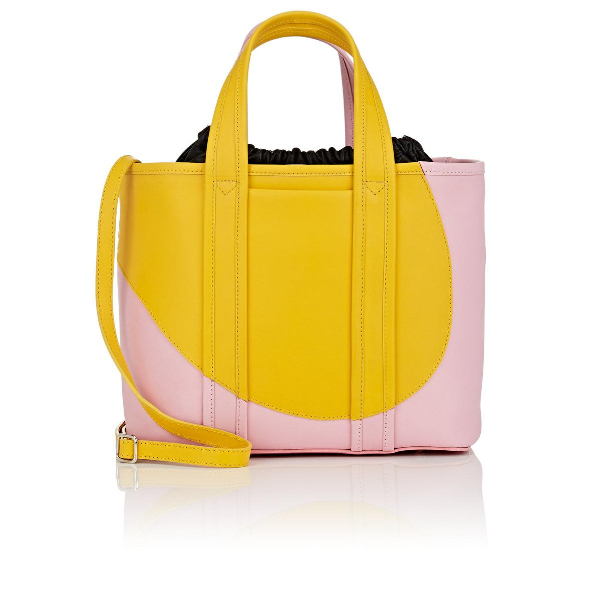 Womens Alpha Leather Tote Bag & Pouch Pierre Hardy Latest Cheap Price Geniue Stockist Online Best Place Cheap Online Store With Big Discount Shop For Cheap Price 8OzSADR109