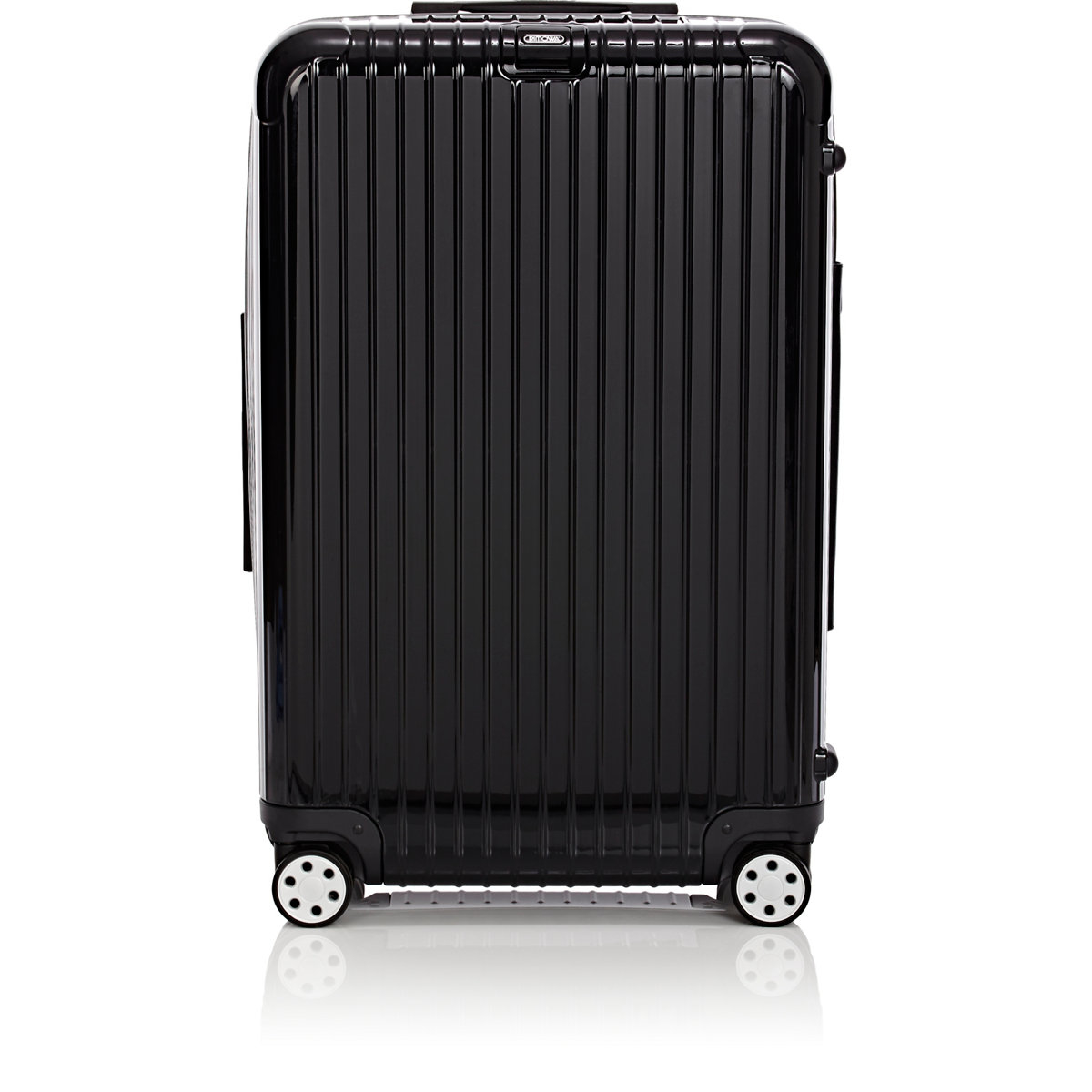 rimowa salsa deluxe 29 multiwheel in black for men lyst. Black Bedroom Furniture Sets. Home Design Ideas