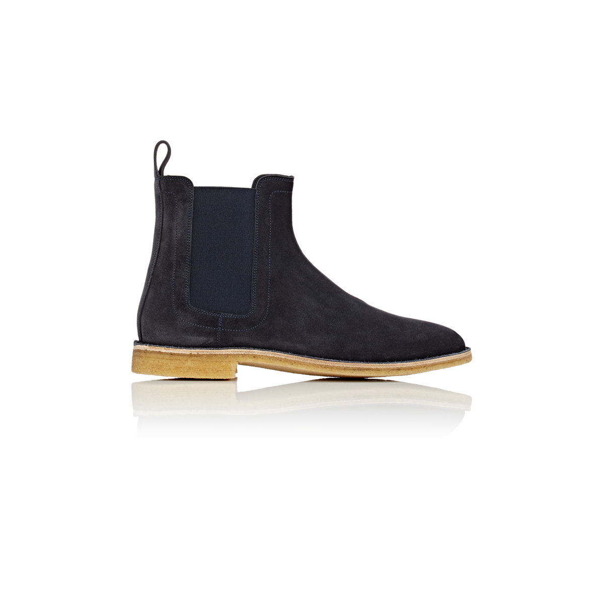Model Bottega Veneta Aussie Suede Chelsea Boots In Gray For Men  Lyst